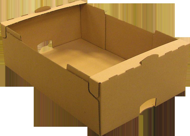 Caisse trottoirs coins collés avec Formeuse Barquetteuse MIBOX